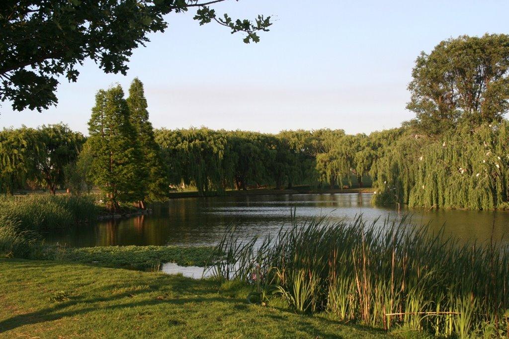 Eende Dam (public park)