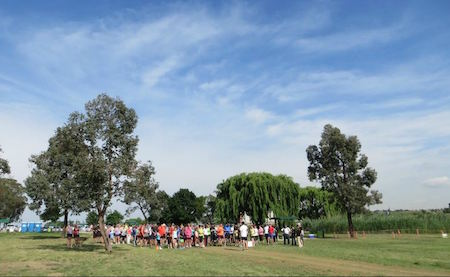 Secunda 5km Park Run