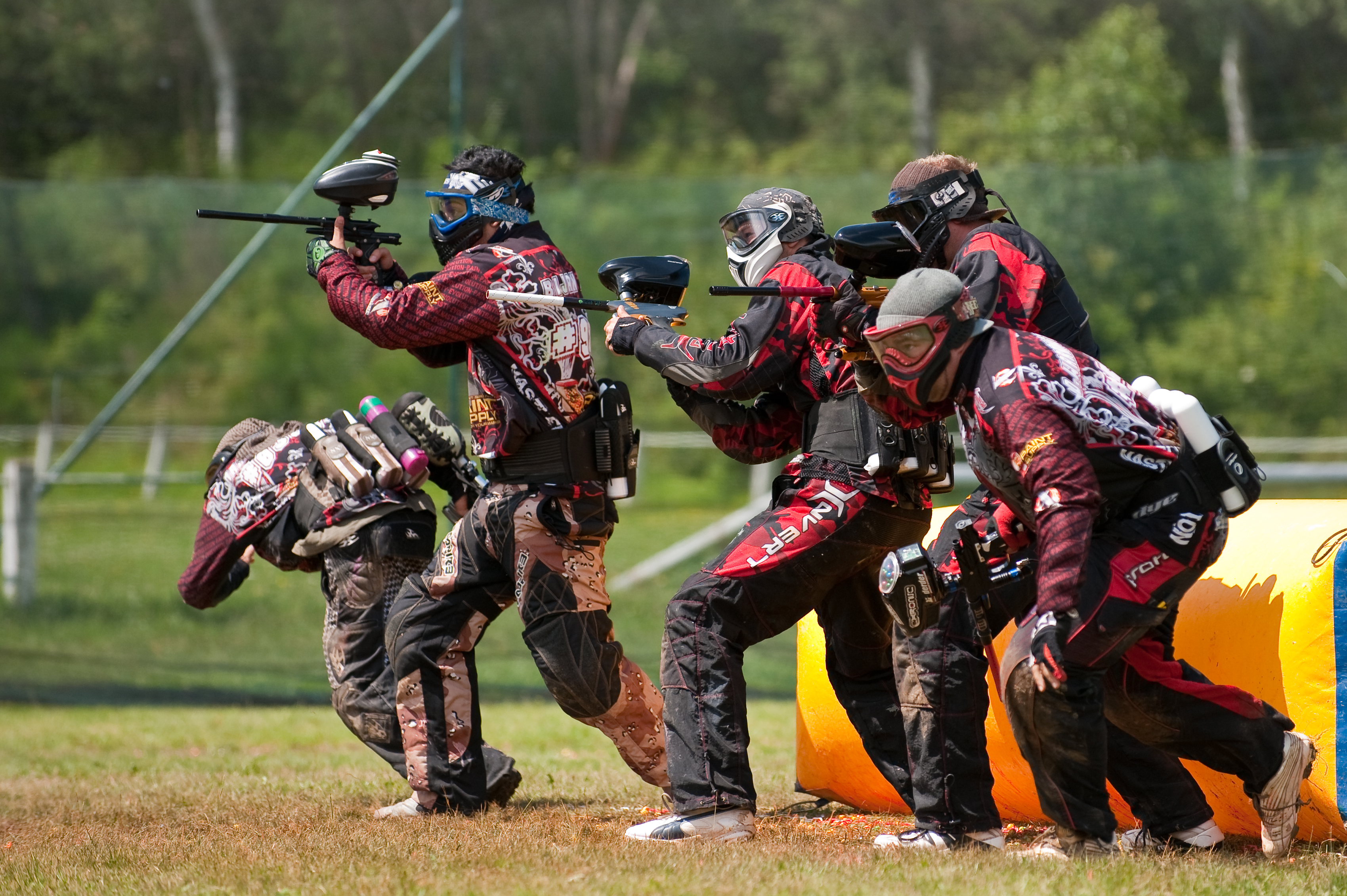 Fast Ink Paintball (Rocky Waters)