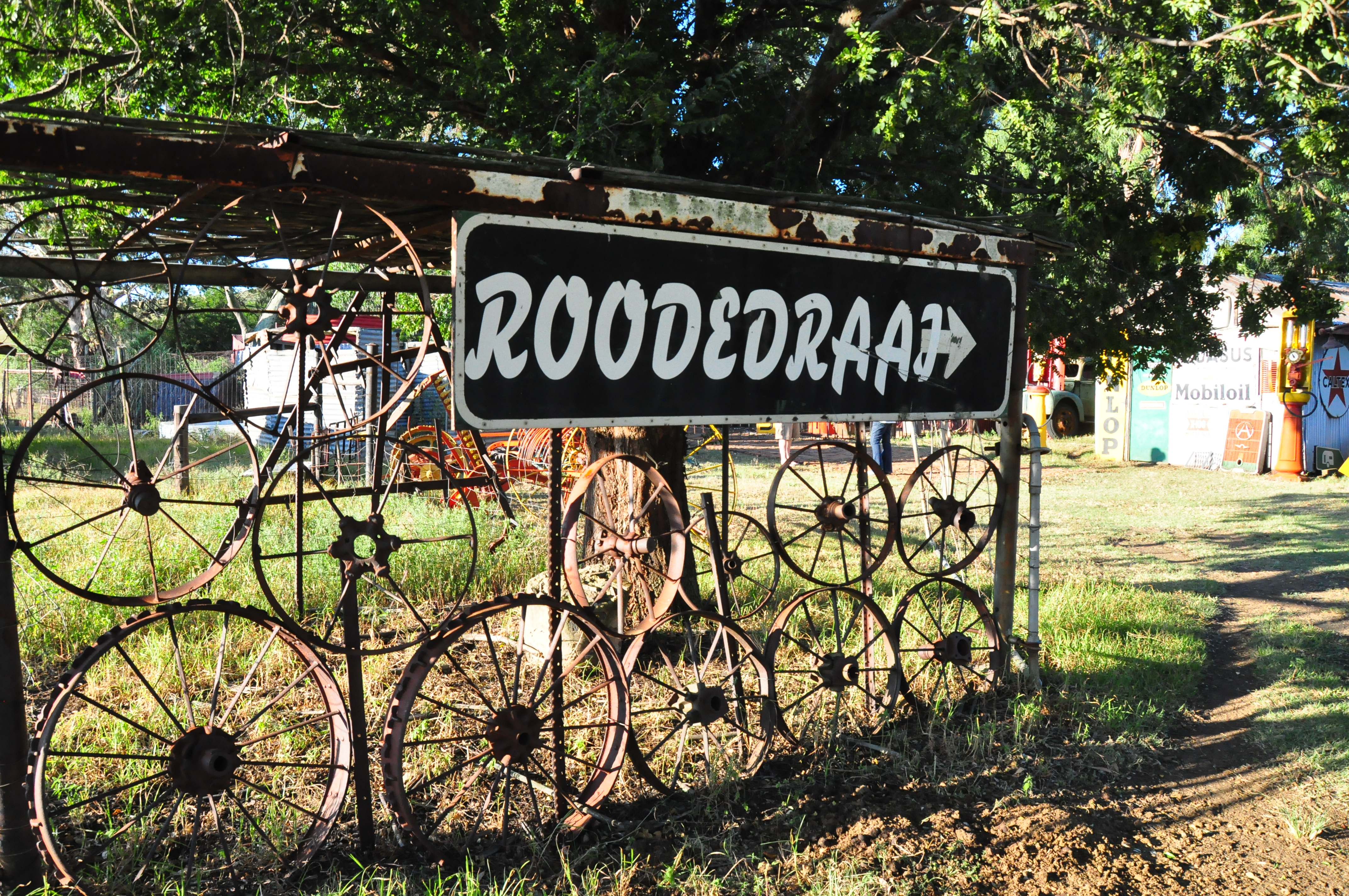 Roodedraai Anglo-Boer War Museum (By appointment)