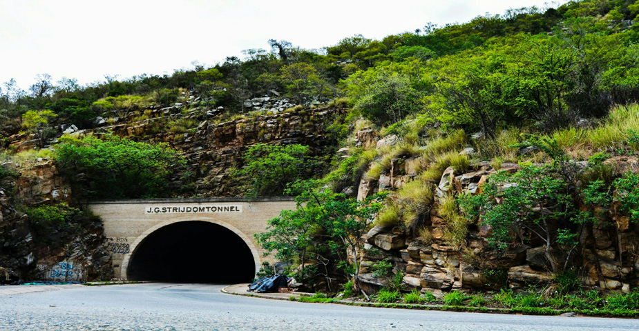 JG Strydom Tunnel